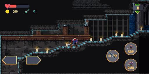 Castle of Varuc: Action Platformer 2D android2mod screenshots 3