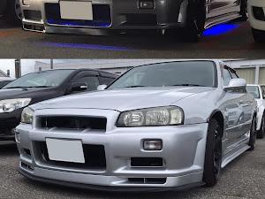 スカイライン HR34 GT-無のカスタム事例画像 じゅんTさんの2019年06月28日21:09の投稿