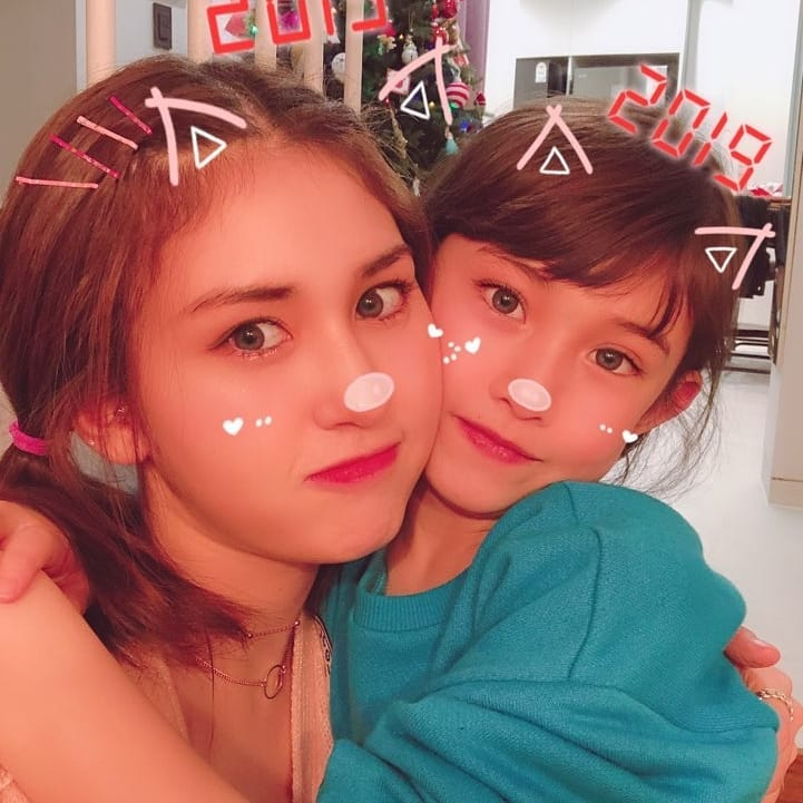 somi and evelyn