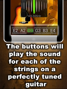 Chromatic Guitar Tuner- screenshot thumbnail