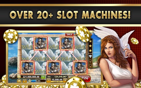 Slot Machines with Bonus Games! 1.129 Download APK Mod 2