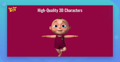 TooToo Boy  Show -  Funny Cartoons for Kids 1.2 screenshots 2