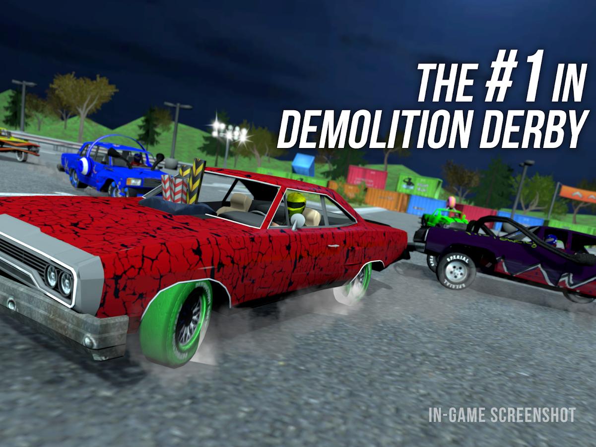 Car Demolition Games