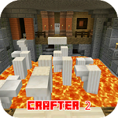 Tomb Crafter 2 Egypt MPCE Map