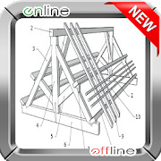 500+ Roof Sketchup Design icon