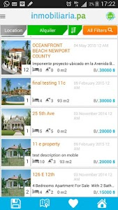 Inmobiliaria.pa screenshot 1