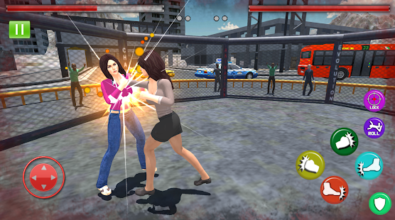Grand Street Girls Real Fighting Club Revolution - náhled