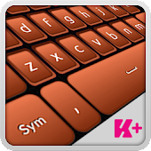 Keyboard Plus Brown APK for iPhone