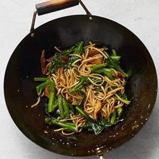 Spicy Vegetable Lo Mein.