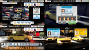 Amazing Taxi Simulator V2 2019 game for Android screenshot