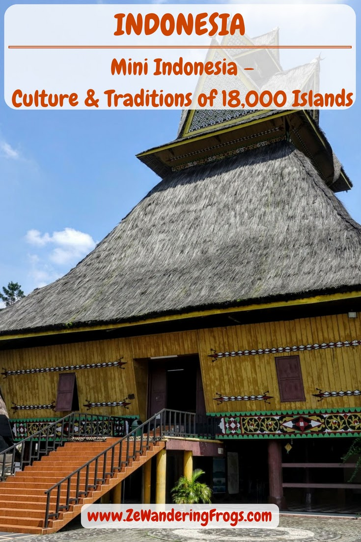 Mini Indonesia  Culture and Traditions of 18,000 Islands  Ze Wandering Frogs