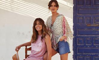 Isabel Jiménez y Sara Carbonero en Almería