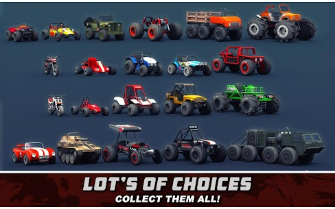 Mini Racing Adventures 1.14 MOD (Unlimited Money) Apk 9