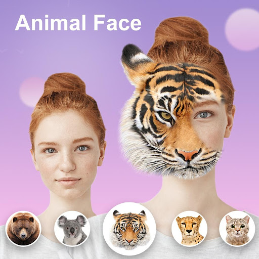 Screenshot for X Photo Editor - Face Aging & Cartoon Effect in Hong Kong Play Store