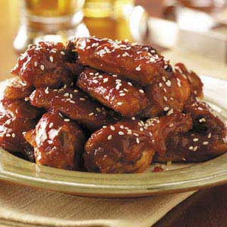 Sweet 'n' Tangy Chicken Wings