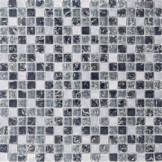 Mosaik Marmor Grey Mix