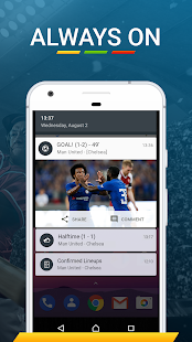 365Scores - Sports Scores Live Screenshot