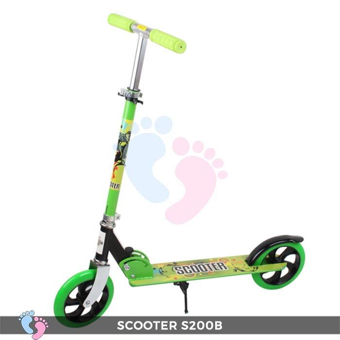 Xe trượt Scooter 2 bánh Broller S200B 1
