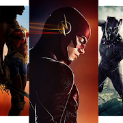 Superheroes Wallpaper 4K