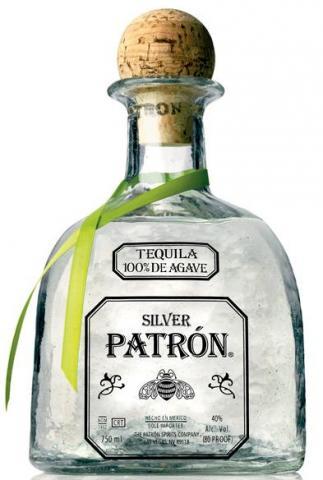 Logo for Patron Silver