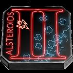 Asteroids 2 Marauder   retro arcade space shooter Icon