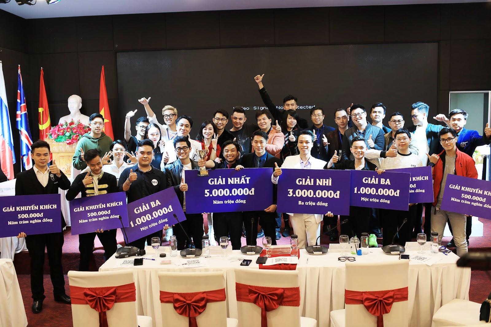 Chương trình kết thúc với màn trao giải cho các thí sinh, mọi người vui vẻ chụp hình lưu niệm cũng như giao lưu với nhau, đặt một bước ngoặt lớn cho sự phát triển của cộng đồng ảo thuật Việt Nam.