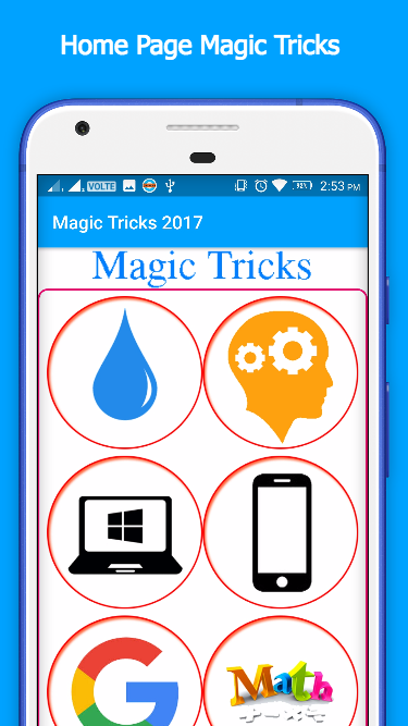 magic tricks - Android Apps on Google Play