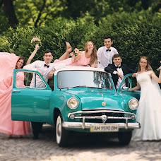 Wedding photographer Sasha Griciv (Gritsiv). Photo of 16.03.2017