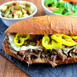 Italian Beef With Pepperoncini In Crock Pot Recipes.