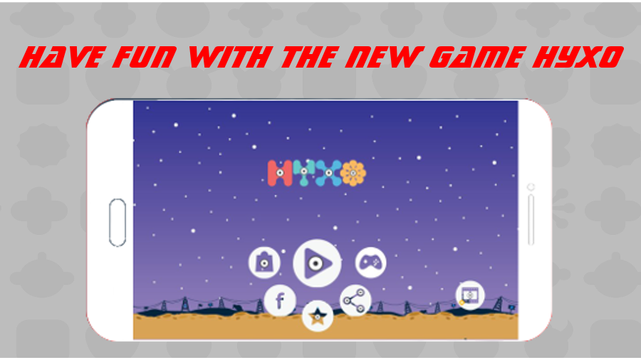 Hyxo Allien Jumping- screenshot