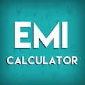 EMI Calculator HDFC,SBI,ICICI. icon