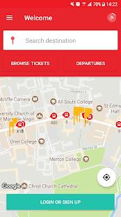 Oxford Bus - náhled