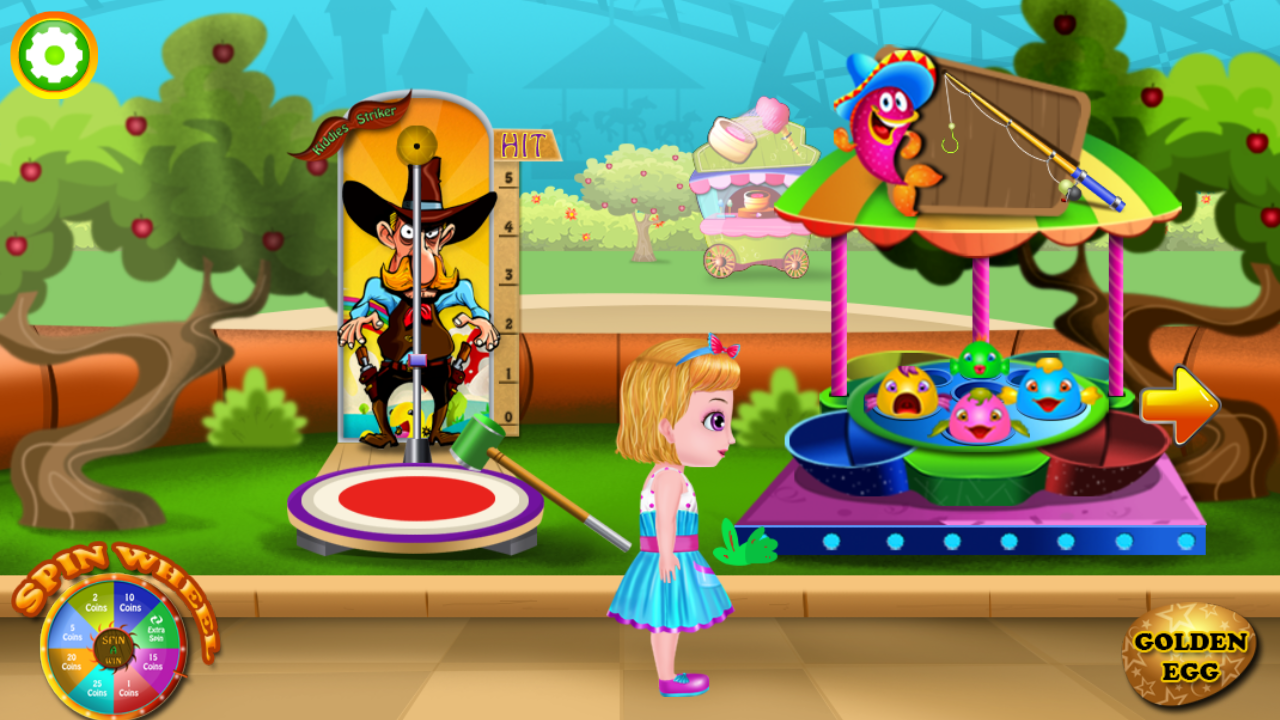 Summer Carnival Fair Fun- screenshot