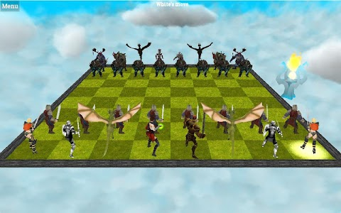 Chess 3D Animation : Real Battle Chess 3D Online 이미지[4]