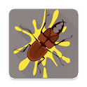 Bug Smasher free for kids icon