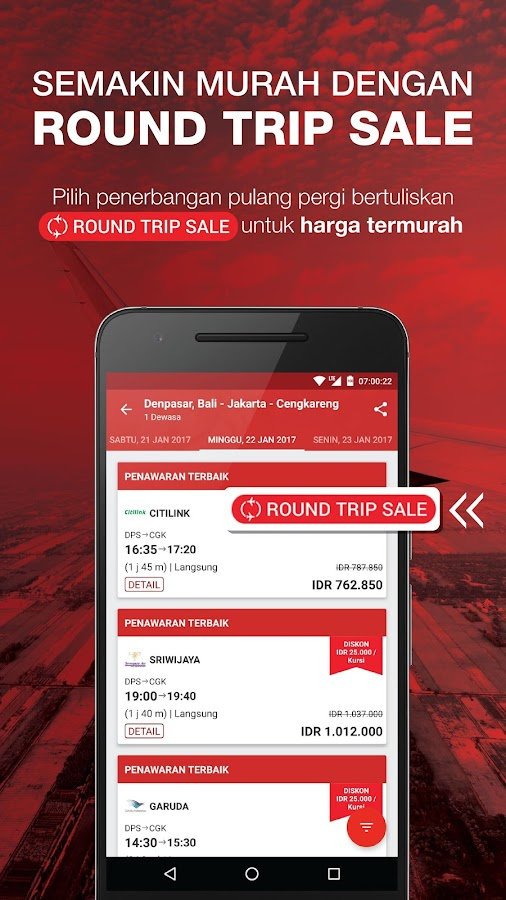 Indonesia Flight - Book Flight- screenshot