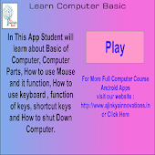 Basic of Computers in English