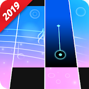 Magic Piano Tiles, Kpop Music App Report on Mobile Action