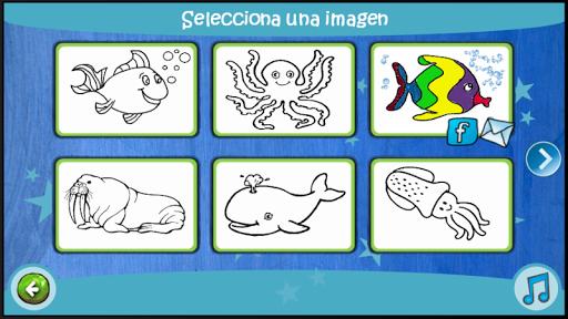 Learn Coloring Pro Kids Paint Screenshot 10