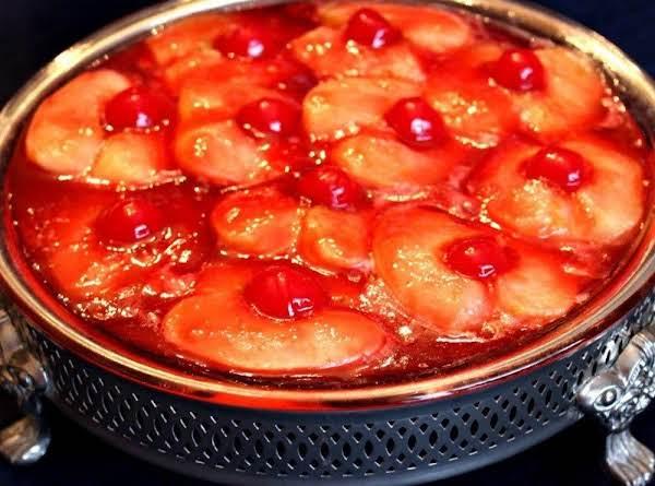 Moms Spiced Apples Recipe