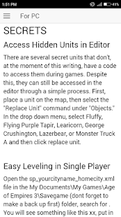 Cheat Code for Age of Empire 3   Age of Empire III