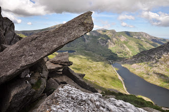 Photo: The Cannon, Tryfan, Snowdonia