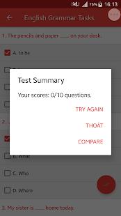 Download English Grammar Test APK
