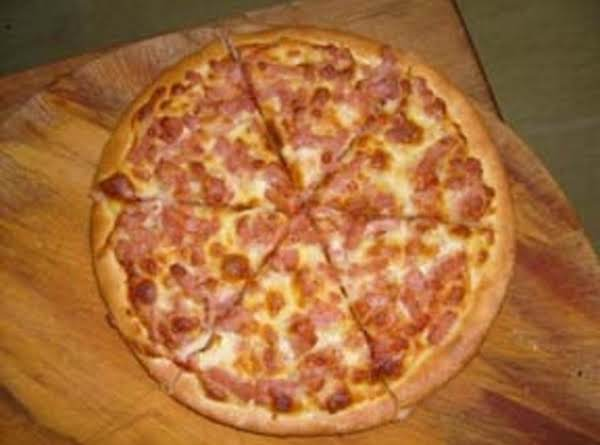 Brunch Pizza