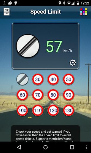 Speed Limit Free screenshot 8