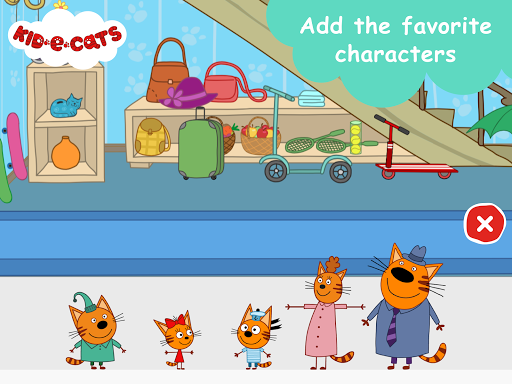 Kid-E-Cats Playhouse filehippodl screenshot 10
