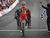 Victoire surprenante au Tour de San Juan !  Nicolas Tivani (Agrupacion Virgen de Fatima) l'emporte à domicile