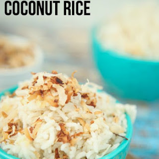Coconut Rice Long Grain Recipes