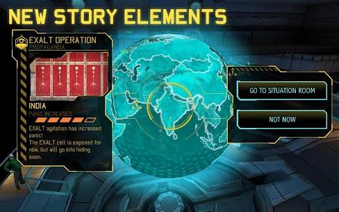 XCOM Enemy Within MOD APK 1.7.0 ( Unlimited Money ) 8