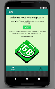 GBWhatsaap - Double Account 2018 - náhled